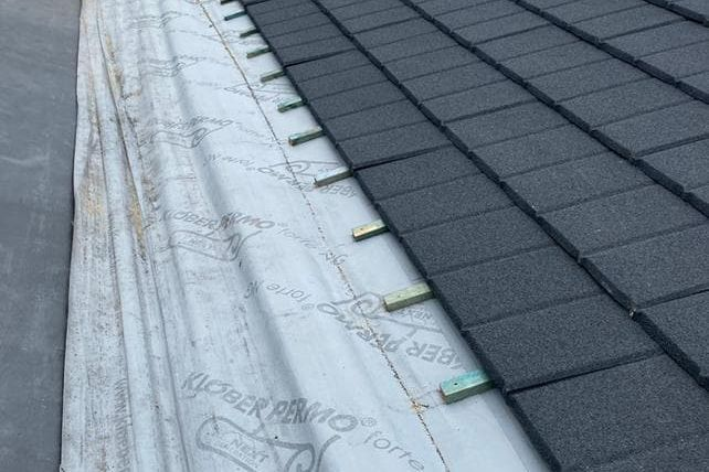 Industrial Roofing Felt Tiles