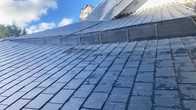 Slate Roof Leadwork